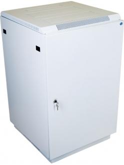 Шкаф телекоммуникационный напольный 22U (600x1000) дверь металл