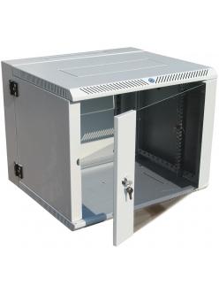 Шкаф телекоммуникационный настенный откидной 15U (600х520)